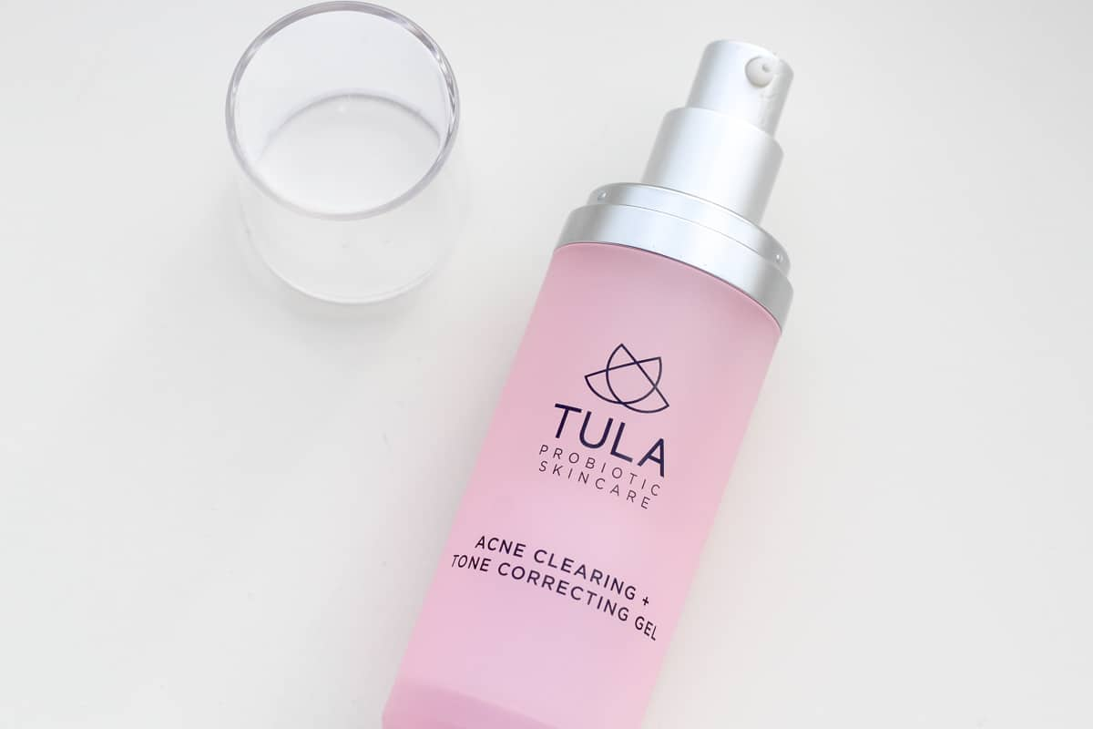 Tula Acne Clearing + Tone Correcting Gel Review - Cruelty
